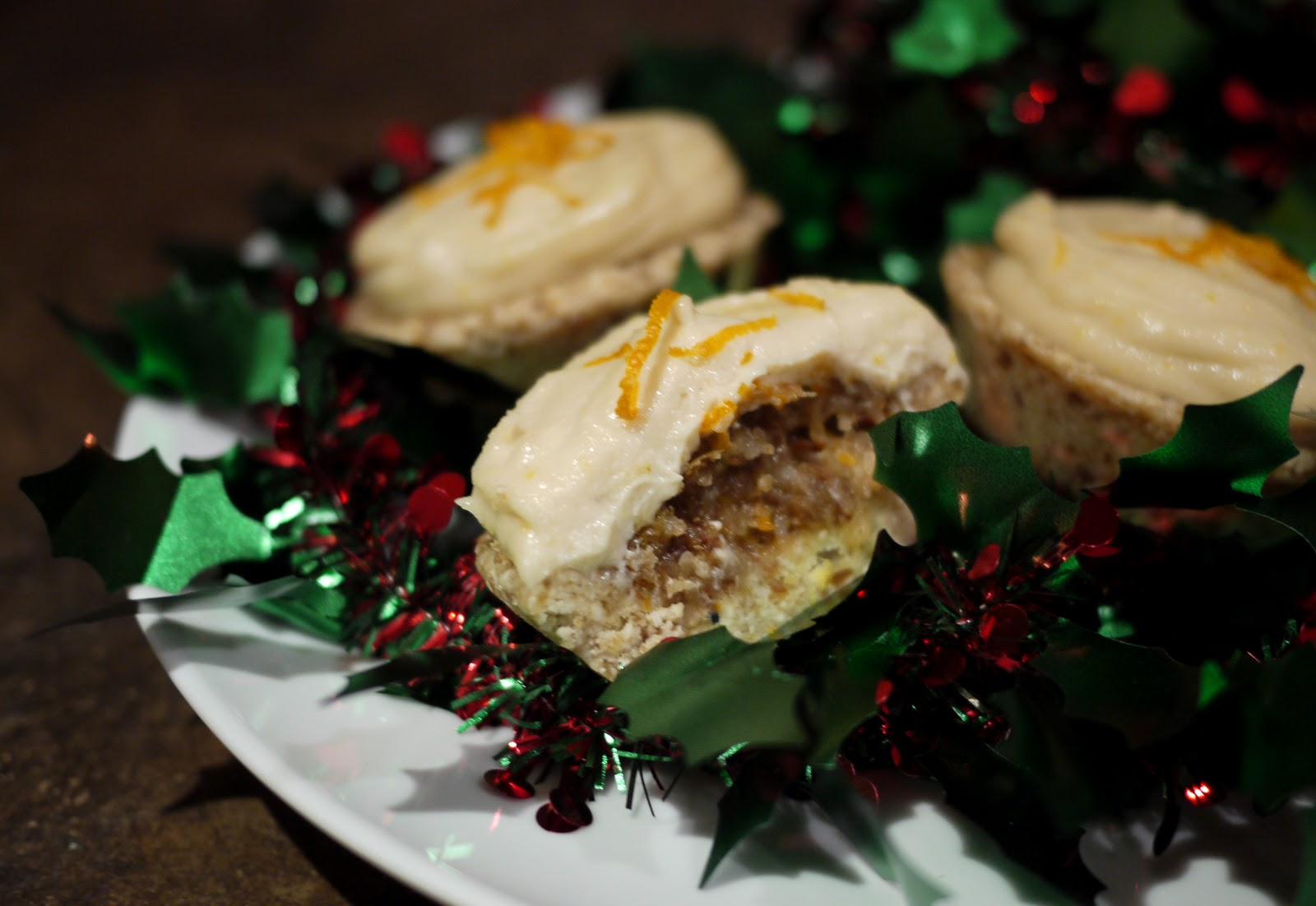 Christmas in the raw no dehydrator needed better raw ok maybe these are not exactly elliots mince pies but he did eat all the ones in the photo and they have his seal of approval all over forumfinder Choice Image