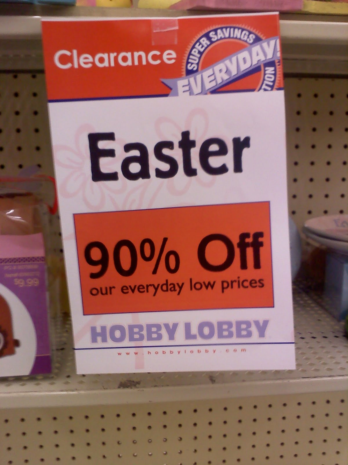 Chicks Addicted To Coupons Hobby Lobby Clearance Sales