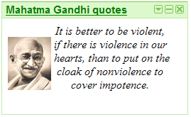 leaders gandhi quotes Graphics Motorcycles Myspace