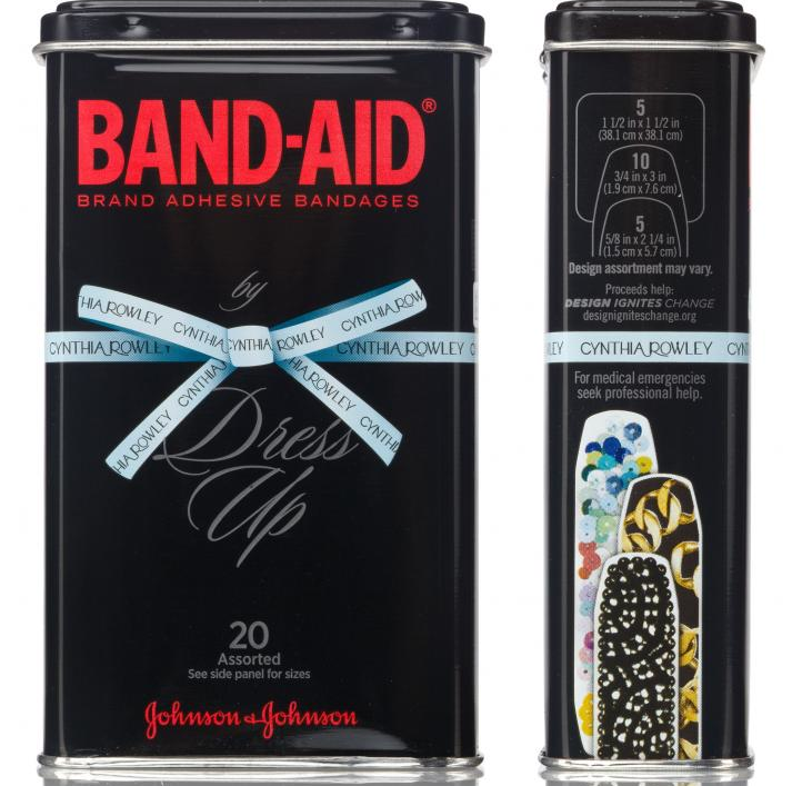 Blinged-Out Band-Aids by Cynthia Rowley | Luella & June