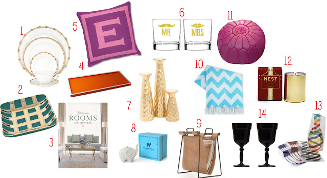 Gift Guide For the Home Luella June