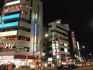 上野の夜景