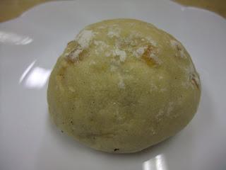 ブランジュリ タケウチの伊予かんのパン
