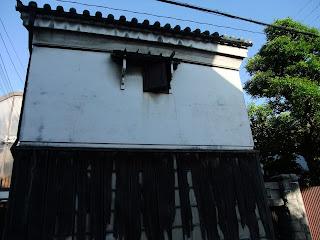 熊野街道の蔵