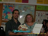Otra Isabel gana el 8º concurso de galletas alemanas