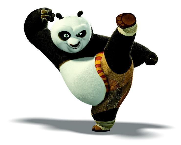 kung fu pnda 2
