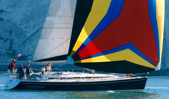 Multi award winning Dehler 47 for sale. Incredible inventory and beautifully ...