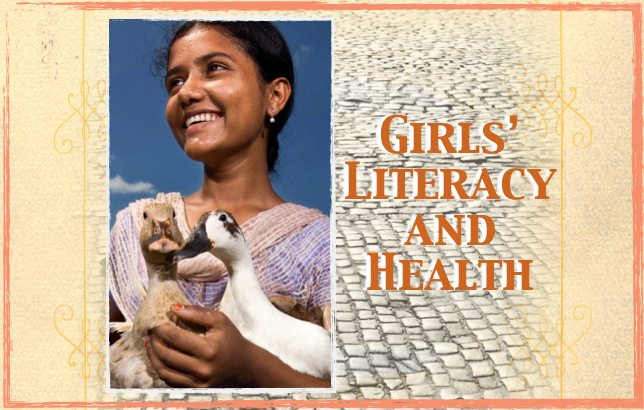 Girls' Literacy and  Health