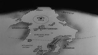 MOAMBIQUE Mapa do Plo Norte 1926