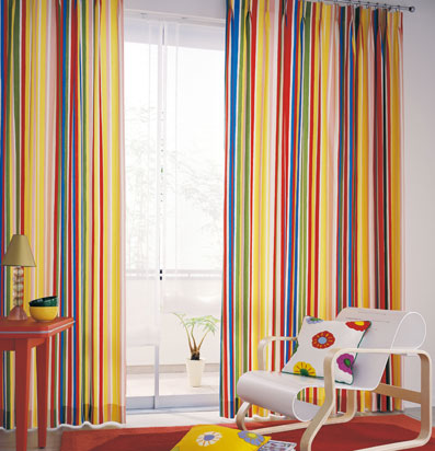 Mónica Diseños: Caso 92 - Daniela - Cortinas para dormitorios de niños