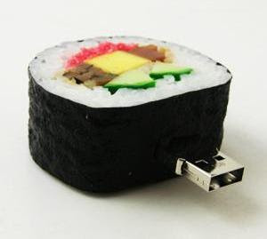 Sushi disk  USB flash drive