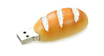 french bread usb flash drive
