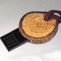 Wooden Jewellery USB flash drive