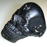 Skull Ring USB flash drive