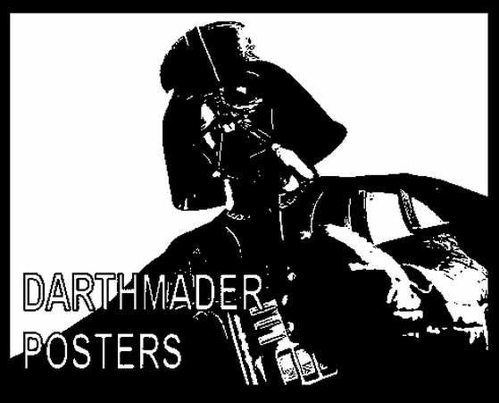 Darth Mader Posters