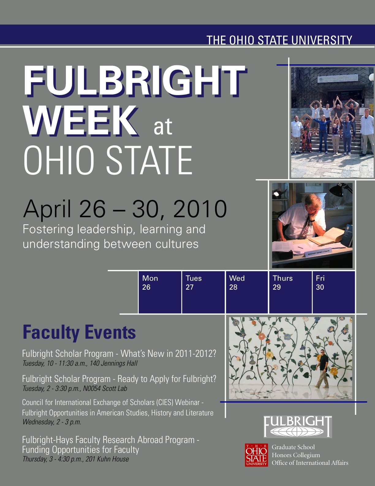 Why are you interested in The Ohio State University? essay help please?