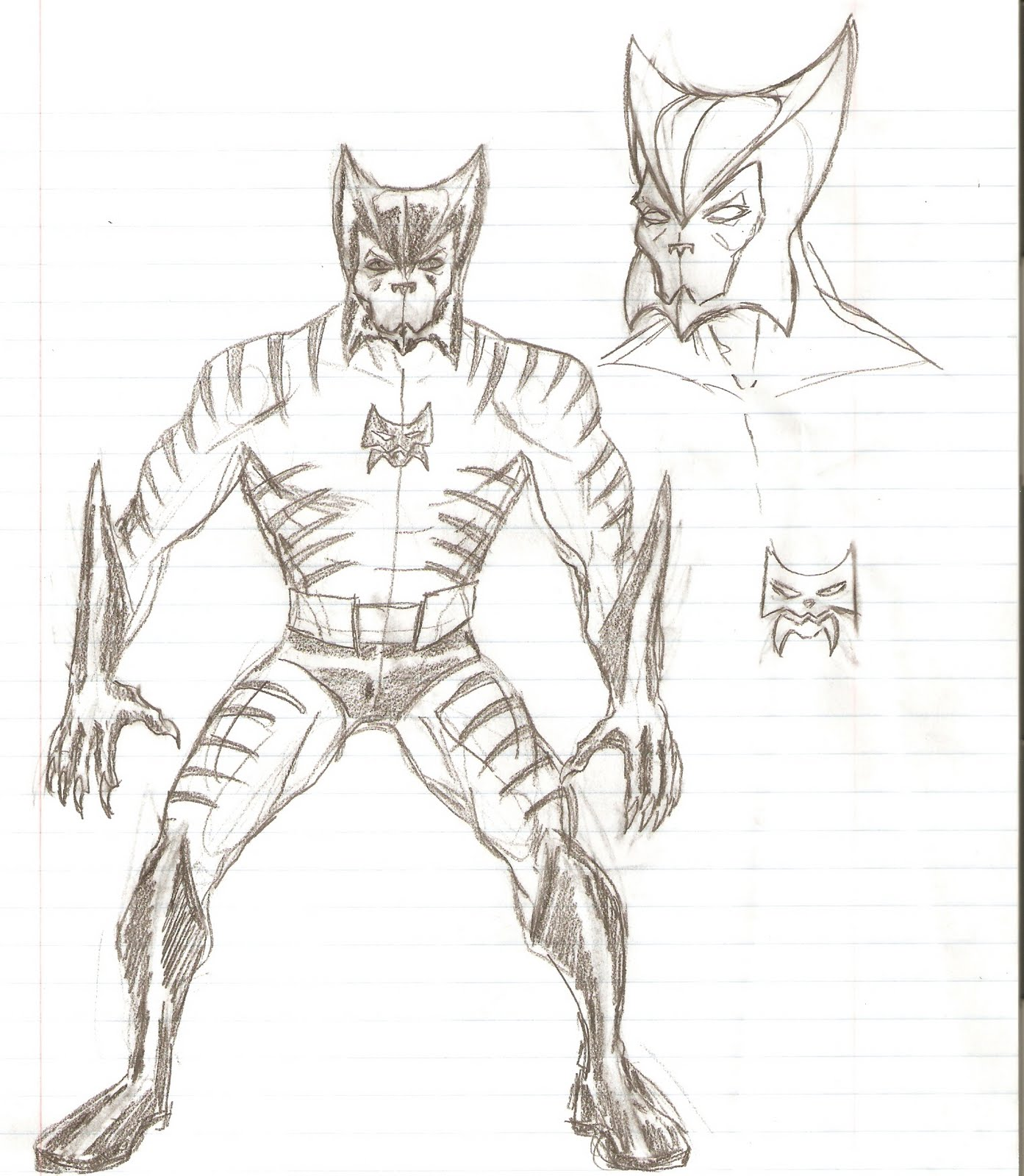 Superhero Drawings http://customartstuff.blogspot.com/2010/05/old-superhero-drawings-from-2003.html