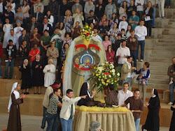 Pastoral da Sobriedade presente nos 25 anos do Lar São Francisco em Jaci-SP.
