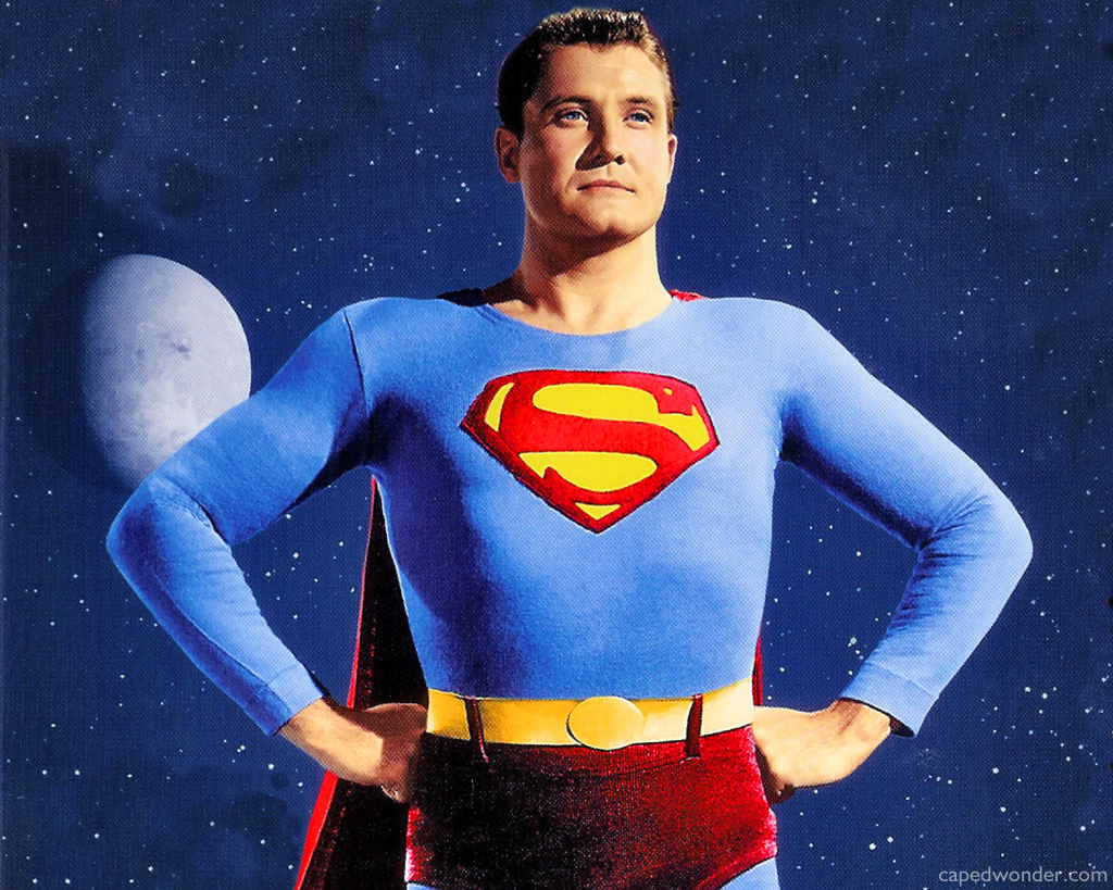 george reeves for five long years george reeves was every