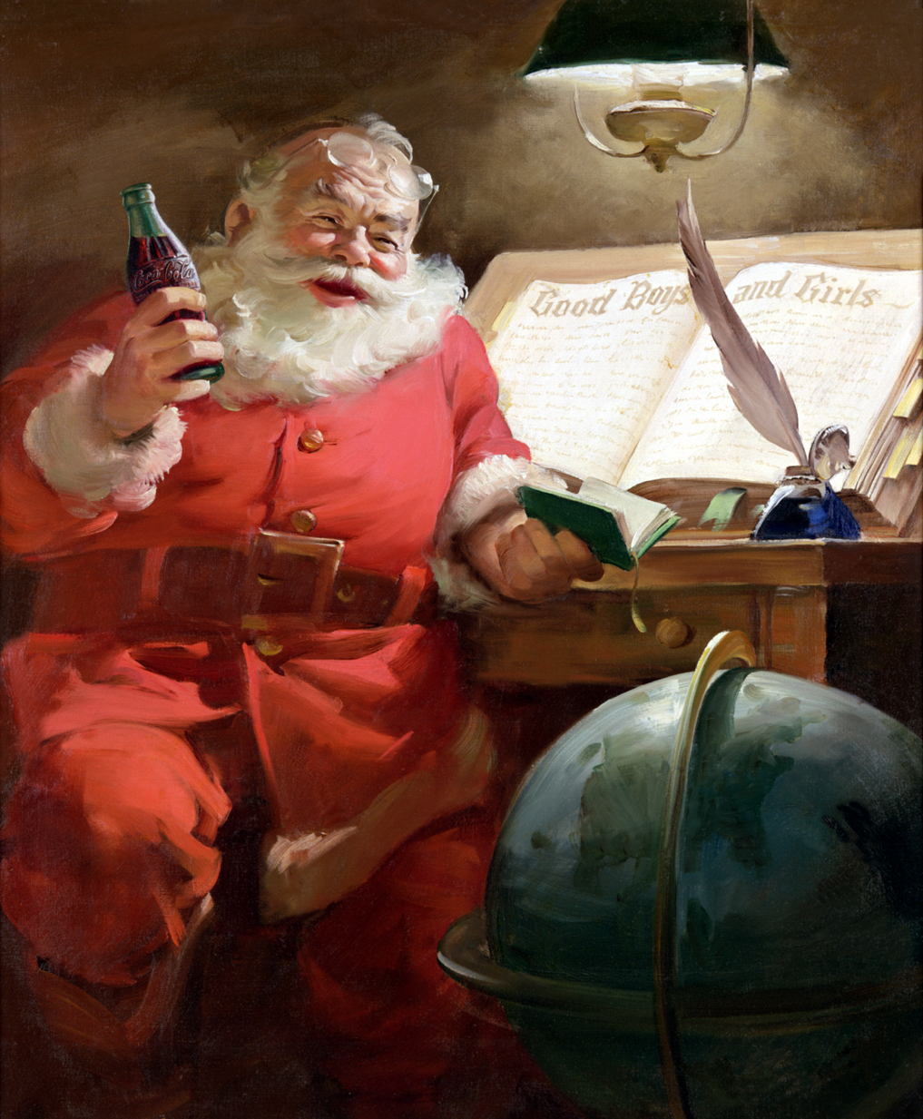 Coke Santa Claus Pictures
