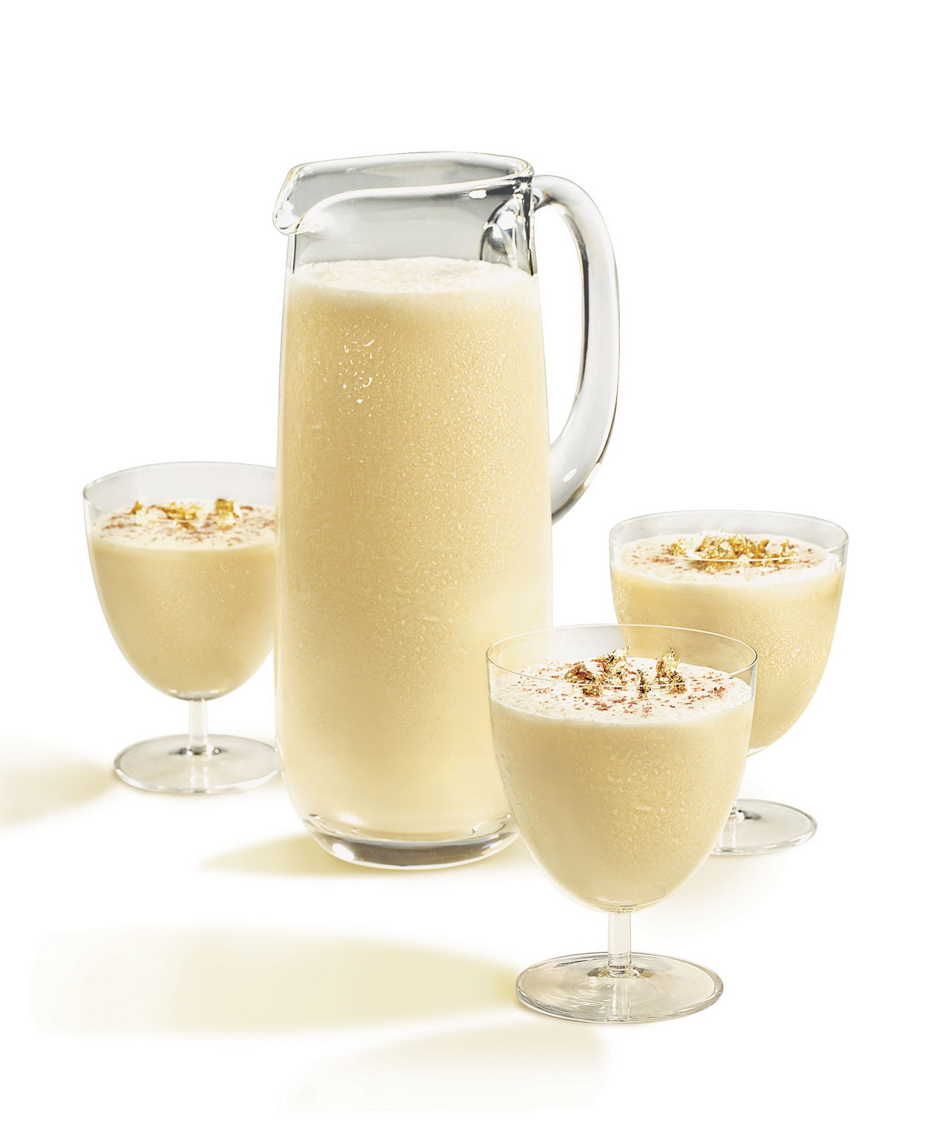 DECK THE HOLIDAY'S: THE HISTORY OF EGGNOG!!