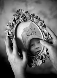 Joel i spegel