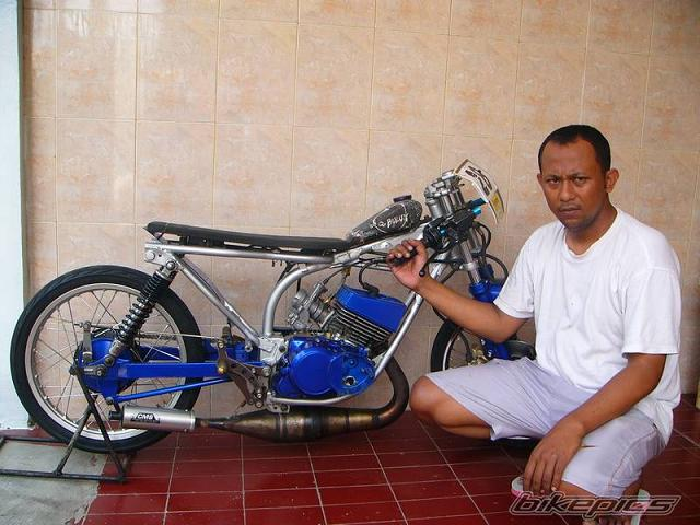Modif Yamaha F1z