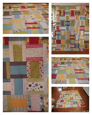Gracie Lou's Quilt Shoppe: March 2010