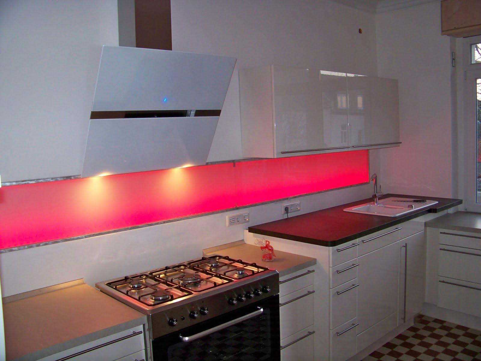 eib-projekt wanne-eickel: lichtfeld küche und lampen abzugshaube