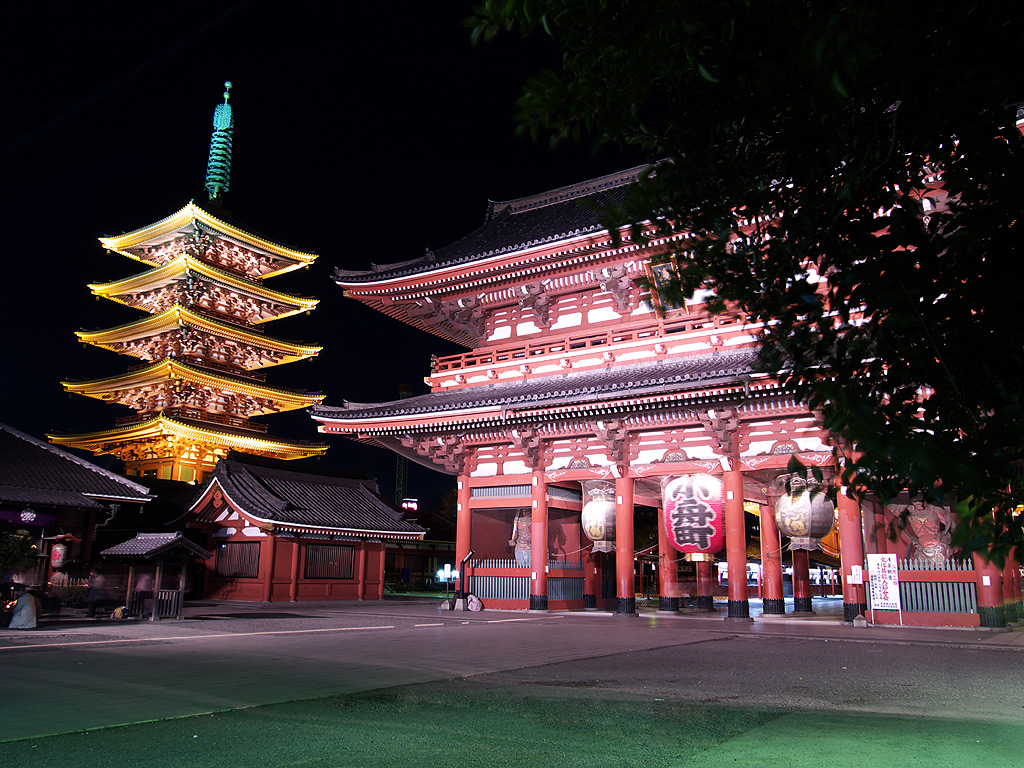 Asakusa Shrine Tokyo