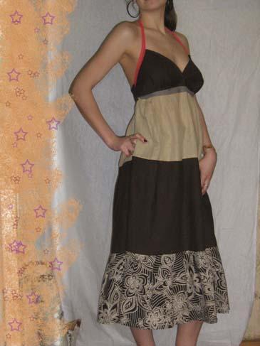 rochie lunga de vara 74