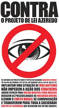 Diga não a Lei Azeredo
