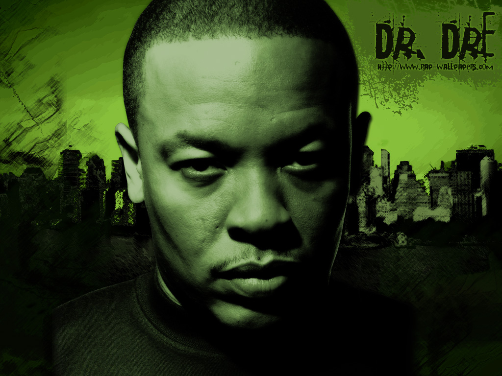Dr. Dre - Wallpaper Actress