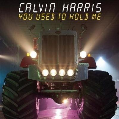 09. Calvin Harris -- You Used To Hold Me (Laidback Luke Remix)