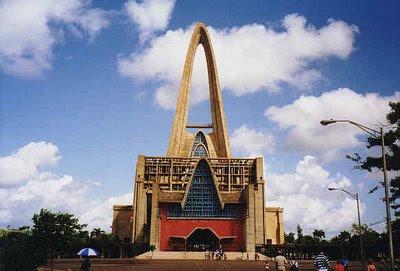 la basílica de higüey es uno de los monumentos más respetados de la ...