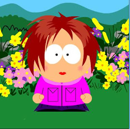 Me as a South Park character, as created by Darling Daughter