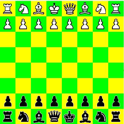 jeu d'échec لعبة شطرنج شيقة