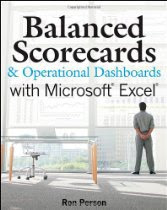 Livro: Balanced Scorecards & Operational Dashboards with Microsoft Excel