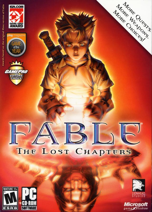Fable The Lost Chapters (2005) (PC Game) (ISOs Serial Crack)