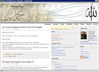 template blog yang islami