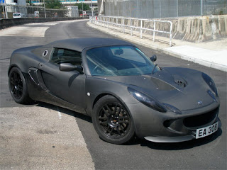 Lotus Elise in Carbon Fiber