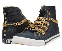 Chained Sneakers