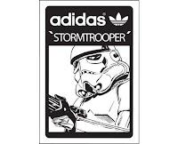 Adidas Stormtrooper Sneaker