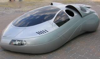 Chevrolet Aveo on Extra-Terrestrial Vehicle Look