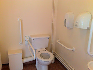 Disabled WC image