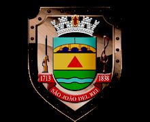 BRASÃO DE SÃO JOÃO DEL REY
