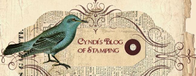 Cyndi's Stamping Blog