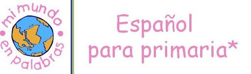 Español para primaria