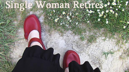 Single Woman Retires