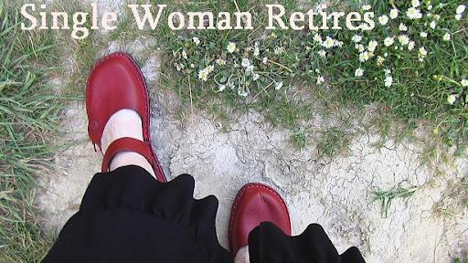 Single Woman Retires